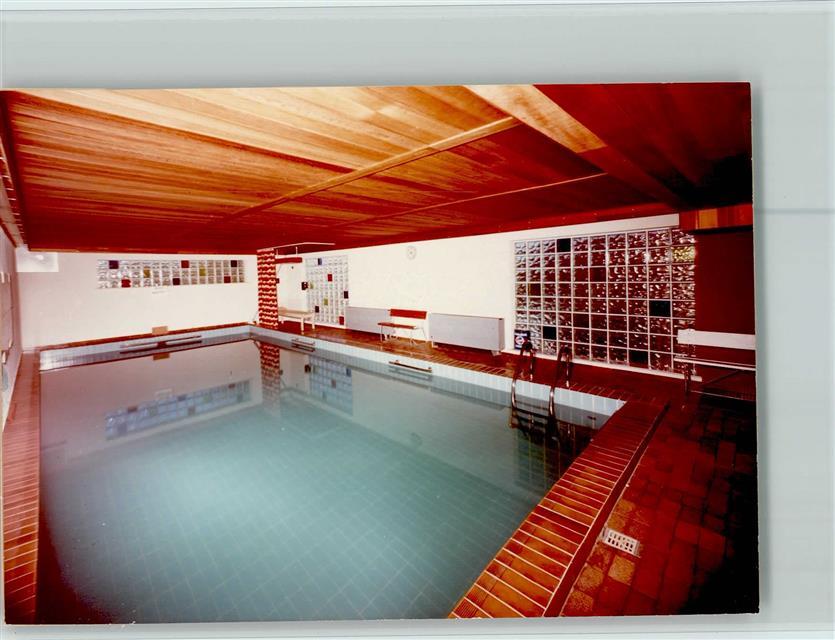 5232 Rott Keine Ak Hallenbad Hotel Schone Aussicht Ansichtskarten