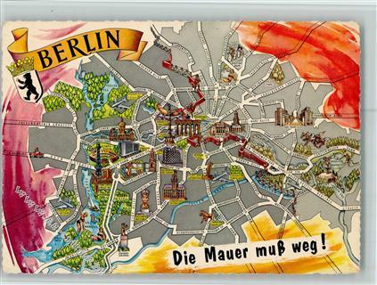 Berlin Mitte Karte.1000 Berlin Mitte Stadtplan Sehenswürdigkeiten Die Mauer