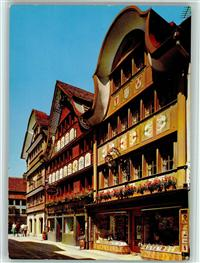 Appenzell Hauptgasse