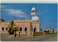 Mombasa Baluchi Mosque situated at the rear side of main post office